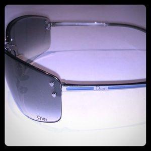 Christian Dior Metal Frame sunglasses Diorcharm1